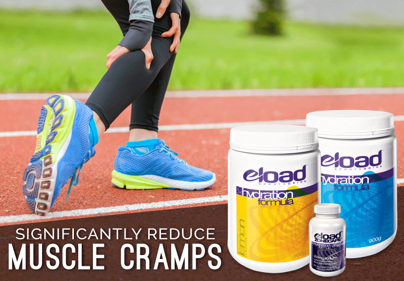 Significantly Reduce Muscle Cramps