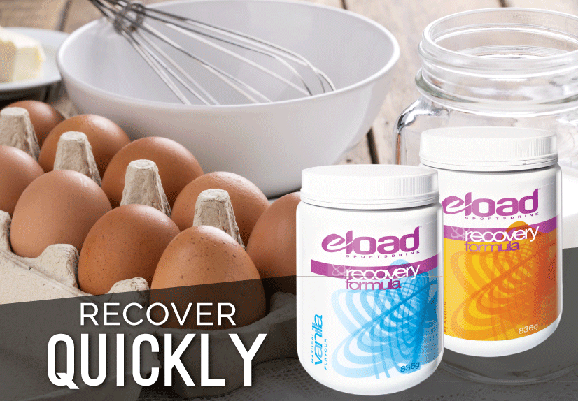 Eload Recovery Formula & Pancakes