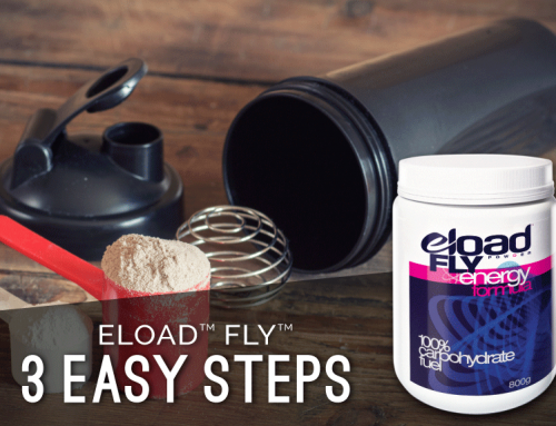 Dissolving Eload™ FLY™ – How to Avoid Clumping