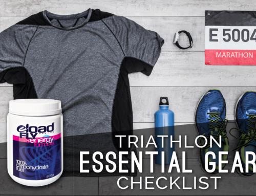 """Triathlon """"kitchen sink"""" check list"""