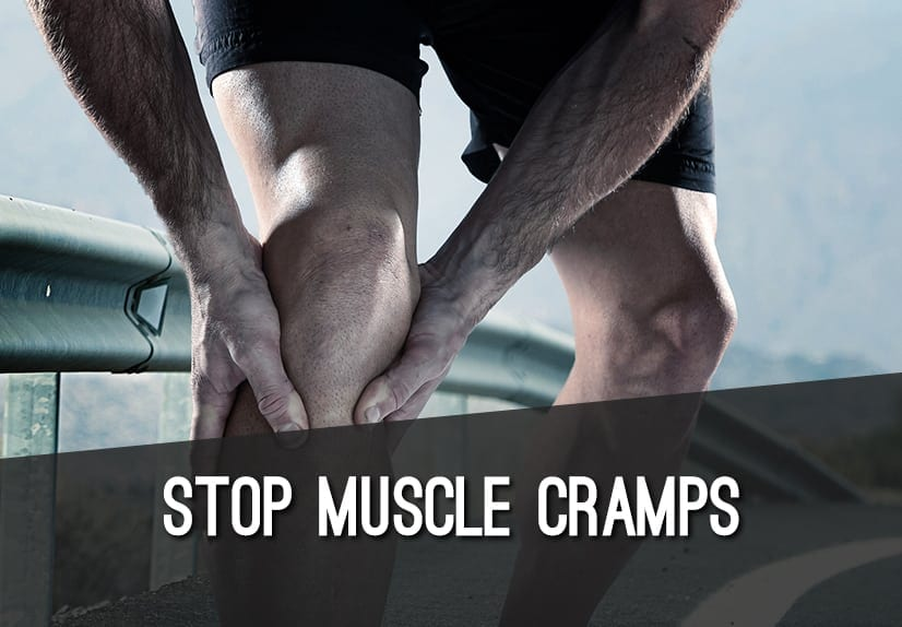 Stop Muscle Cramps