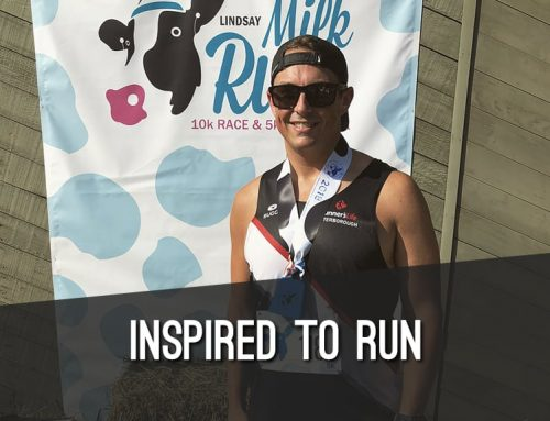 Running from the Past: One Athlete's Journey Into an Incredible Life
